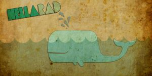 Whale by kr3wsk8er2811