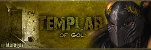 Templar Of Gold 2 by Mamgui