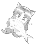 Caturday Natsume 2 by shadowpencil