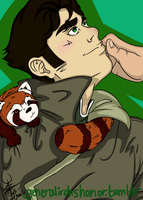 Bolin Cuteness by Kerushi-sama