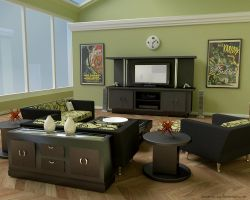 Living Room by VickyM72