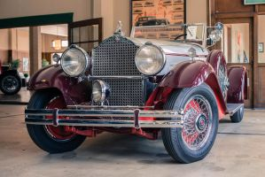 1930 Packard Boattail Speedster by PLutonius
