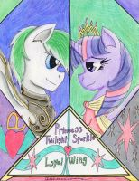 Twilight's Loyal Wing *Trade* by The1King