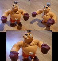 King Hippo Figurine by Jelle-C