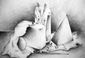 still life 4 by dr4wing-pencil
