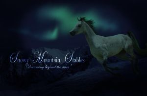 Snowy Mountain Stables by CenturyPride