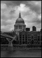 St Paul's by dxd