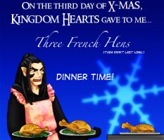 On the Third Day of X-Mas... by terriblenerd