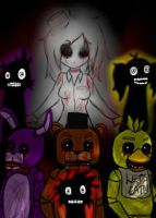 FNAFs - The Mother by ShasonEfen