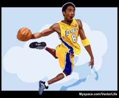 Kobe Bryant by i-Of-The-Storm