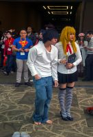 Sakura con Death Note by Mackingster