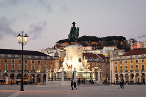 Lisbon by Dawn by Ana-D