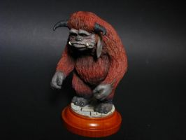labyrinth ludo sculpture paint by yotaro76