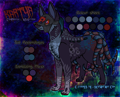 Kartya the Shifter - CLOSED by Striped-Tie