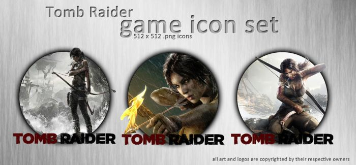 Tomb Raider Pack by XeoDon