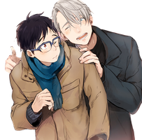 rendrs#83)-[yuri on Ice] by kanall