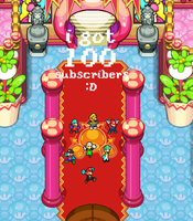 I got 100 subscribers :D by supermariofan54321