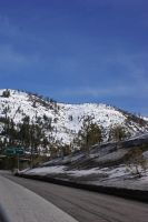 Donner Lake Exit by ghikij
