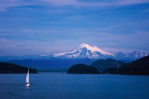Mt Baker by aponom