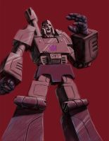 ALL HAIL MEGATRON by Tentu