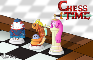 Adventure Time Chess Project - Part 2 by EderEdyy