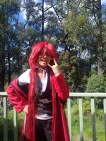 Grell Cosplay 2 by Lexy5968
