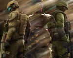 Ghost Recon Wallpaper by spike121
