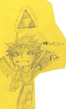-2015- Art Triforce Pit by Mewlover1418