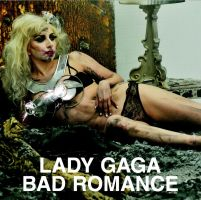 Lady GaGa Bad Romance 4 by SethVennVampire