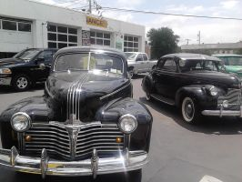 Pontiac and Others by SirDNA109