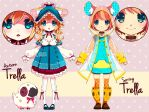 ADOPTABLES - Trella batch02 [CLOSED] by inma