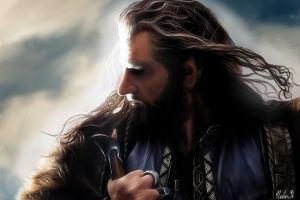 Thorin Oakenshield by Nadia-Ch