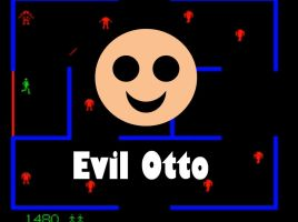 Evil Otto by DanielTheStudent