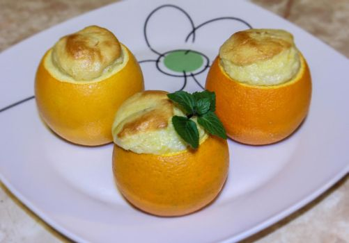 Orange Souffles by Kitteh-Pawz