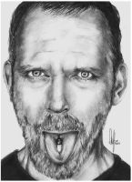 Gregory House by fishglow