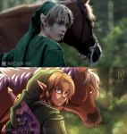 Screenshot Redraw MAJORAS MASK LIVE ACTION TRAILER by YAMsgarden