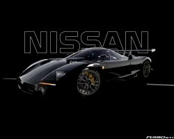 Nissan R390 GT final by Zillion