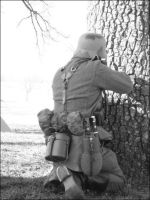 WWII German Soldier by bluetogray
