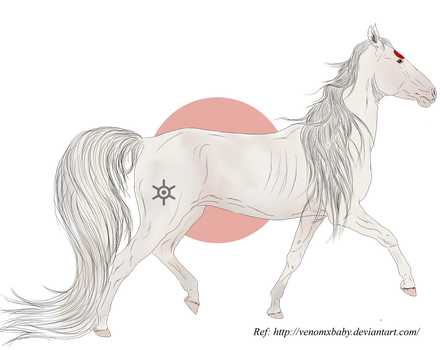 Tokyo Standardbred Import 023 by LiaLithiumTM