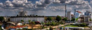 Juste un essai panoramique by Rayon2lune