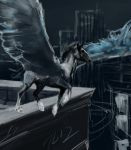 urban pegasus by theOvercoat