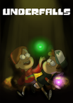 UnderFalls (Poster) by Angeli98ca