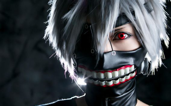 Tokyo Ghoul by umibe
