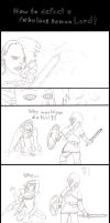 How to defeat Ghirahim by SpeikobraRote