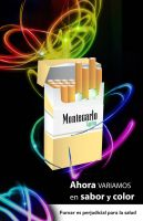 Montecarlo cigarettes by unknowndesigner