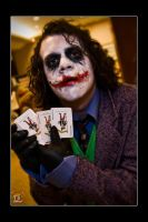 Joker - Pick Any Card by Kuragiman