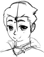 Sketch: Bolin by Tikal-chan