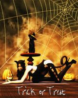 Trick or Treat by vaia
