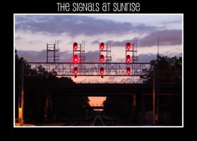 The Signals at Sunrise by jhg162