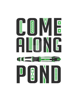 Come along, Pond! by jacqui-kate